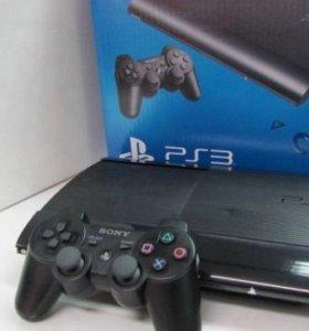 Sony PlayStation 3 на 500гб, 40 игр