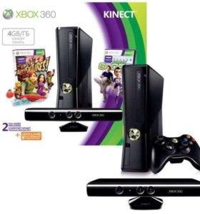 Продаётся игровая приставка XBOX 360