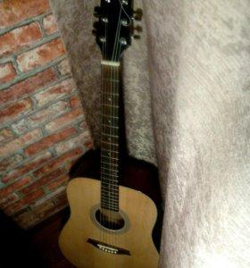 Акустическая гитара Vision.