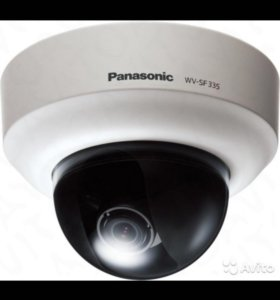 Видеокамера Panasonic WV-SF335Е