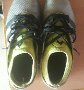Футзалки- красовки adidas