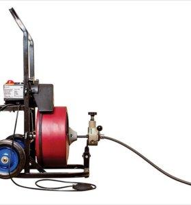 Прочистная машина электрическая Vektor