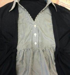 Рубашка для беременной