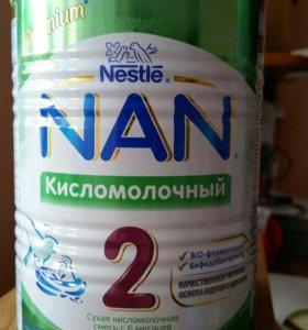 NAN 2-150р. Каши Nestle-50/70р.