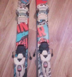 Крепления для горных лыж MARKER