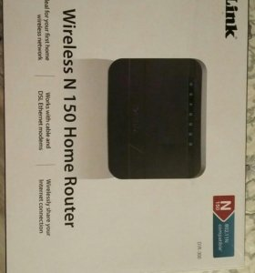 Роутер d-link wireless n150 dir-300