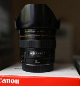 Canon 20mm 2.8