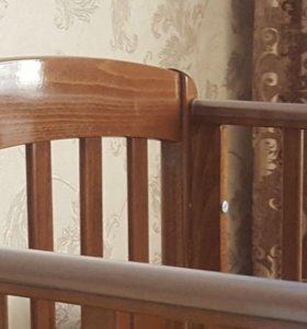 Кровать детская Чуча+ матрас