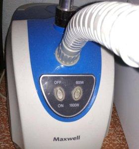 Отпариватель для одежды Maxwell 800-1600W👍
