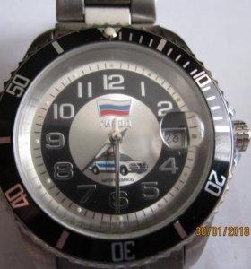 Часы Штурм с символикой ГИБДД