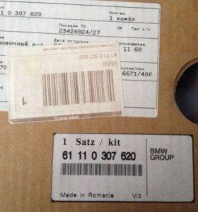 Обогрев сидений BMW X3 E83