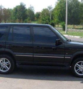Range Rover диски