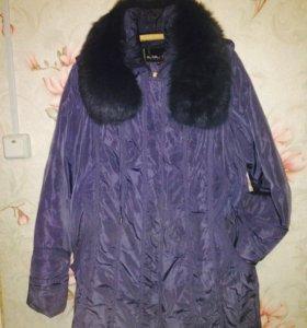 Пальто 52-56 размер
