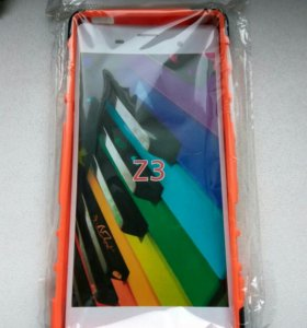 Чехол на Sony Z3.