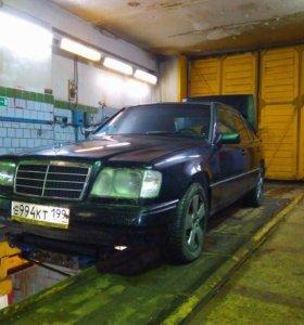Mercedes-benz W124 2.6 AT