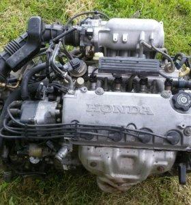 Двигатель Хонда D15B, D17A, R18A2... в разборе