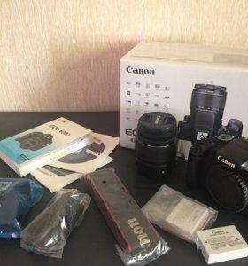 Canon 600D почти хорошо новый