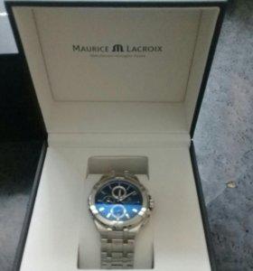 Часы мужские,швейцарские Maurice Lacroix
