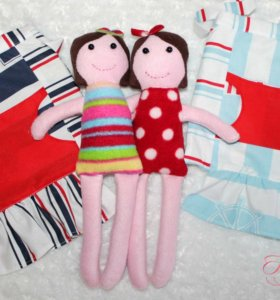 Сумки с куклами