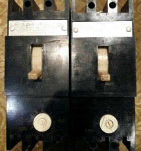 Автоматический выключатель АЕ-2046 40А