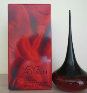 Парфюмерная вода. Love potion. (Oriflame)