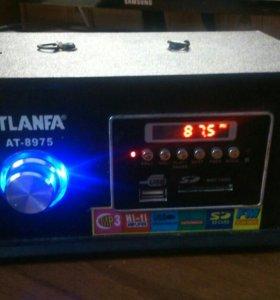 Портативная колонка atlanfa at-8975