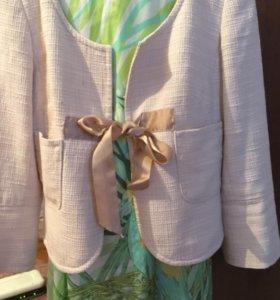 Комплект incity.платье и пиджак