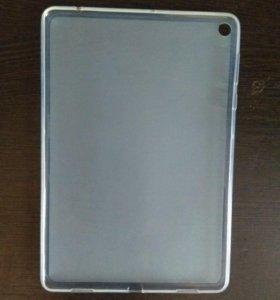 Прозрачный чехол для планшета новый 24*16
