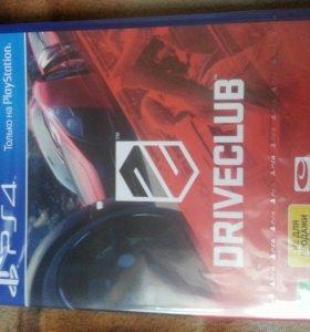 Игра для Sony PlayStation 4 DRIVECLUB