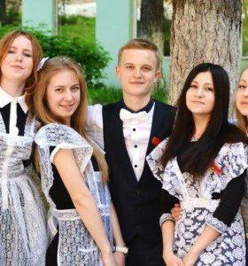 Фотосъемка выпускных вечер