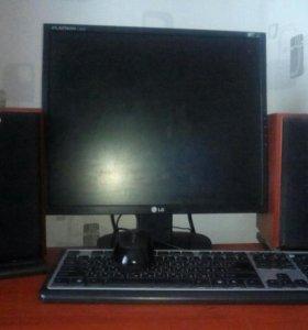 Рабочий компьютер ( комплект)