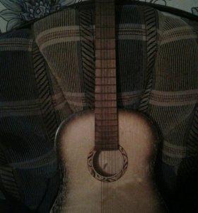 Гитара 6 стунная