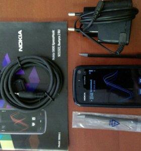 Продам телефон Nokia 5800 XpreesMusik+подарок!