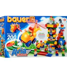 Конструктор bauer 200 деталей