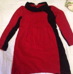Продам платье-тунику для беременных и юбку