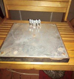 Комфорка электрическая для промышленных эл. Плит