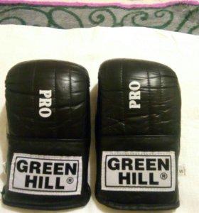 Перчатки Green Hill PRO снарядные.