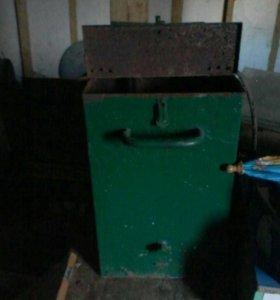 Пеногенератор строительный