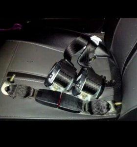 Задние ремни безопасности ваз-2109