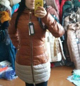 Куртки новые от 500 рублей