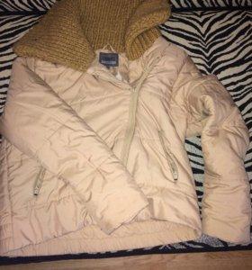 Куртка женская весна-осень размер 38