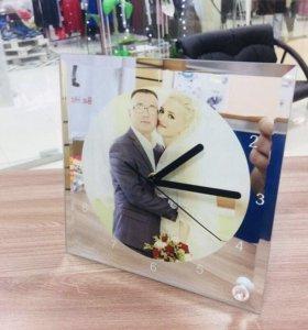 Изготавливаем Часы с фото