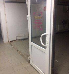 Двери пластиковые
