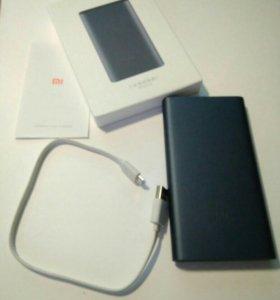 10000 мАч Xiaomi Mi Power Bank ver2.0