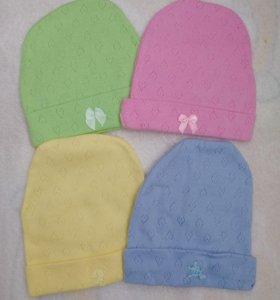 Новые шапки 0+
