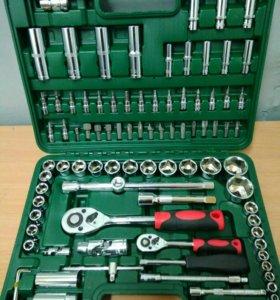 Усиленный набор инструментов SATA 94 предмета.