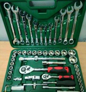 Усиленный набор инструментов SATA 61 предмет