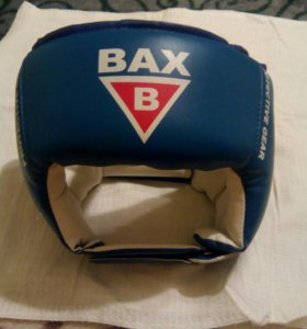 Шлем для бокса, BAX.