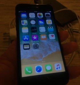 iPhone 7 32gb black Matt обмен