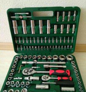 Усиленный набор инструмента SATA 108 предметов